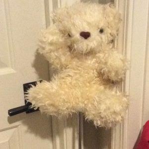 Animal Golf Headcovers - Fuzzy Teddy Bear,  Tags
